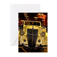 Capone Greeting Cards (Pk of 10)