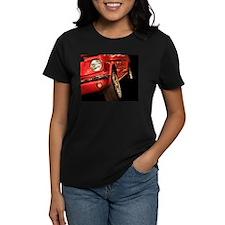 Red Mustang Tee