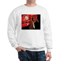 Red Mustang Sweatshirt