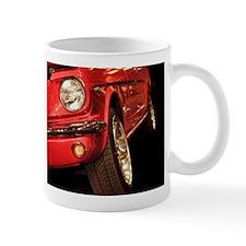 Red Mustang Mug