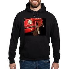 Red Mustang Hoody