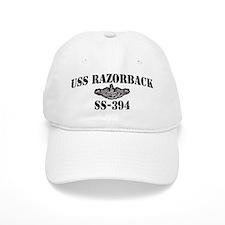USS RAZORBACK Cap