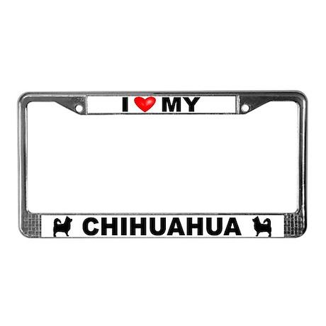 Heart My Chihuahua (Long-Hair)