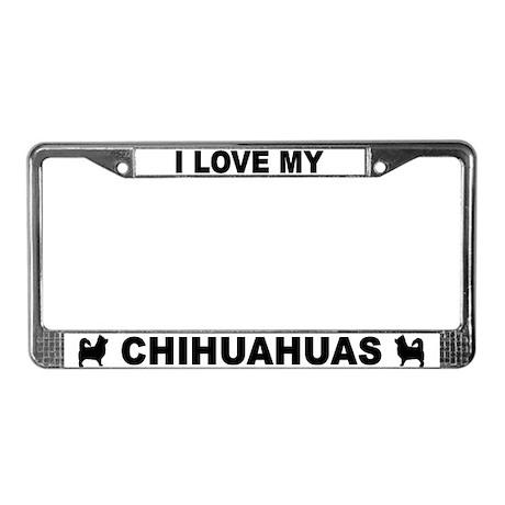 Love My Chihuahuas (Long-Hair)