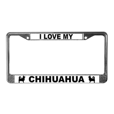 Love My Chihuahua (Long-Hair)