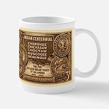 stamp4 Mugs