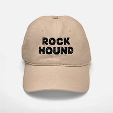 Rock Hound Baseball Baseball Cap