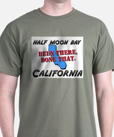 half moon bay california - been there, done that D