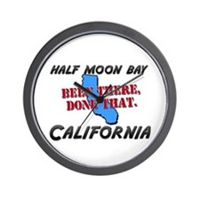 half moon bay california - been there, done that W