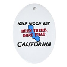 half moon bay california - been there, done that O