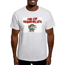 Dad Of Quadruplets T-Shirt