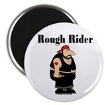 Rough Rider Magnet