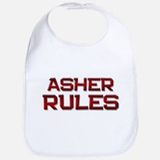 asher rules Bib