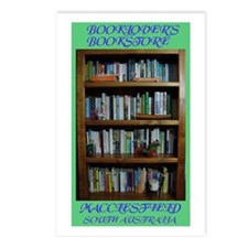 BOOKLOVER'S BOOKSTORE Postcards (Package of 8)