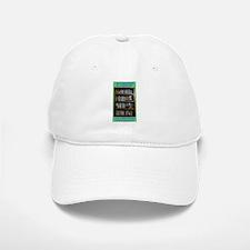 BOOKLOVER'S BOOKSTORE Baseball Baseball Cap