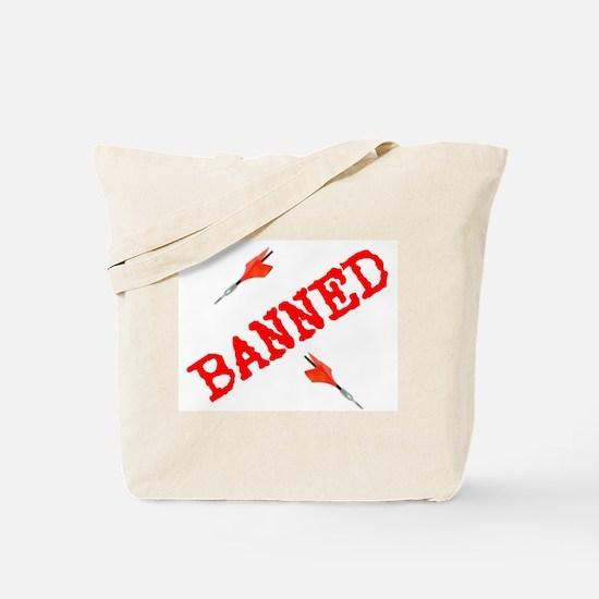 Jarts and Lawn Darts Carry Tote Bag