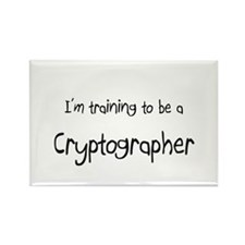 I'm training to be a Cryptographer Rectangle Magne