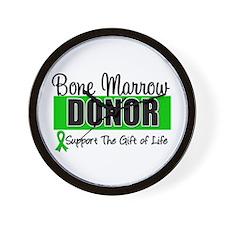 Bone Marrow Donor Wall Clock