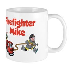 Firefighter Mike Mug