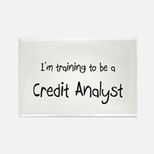 I'm training to be a Credit Analyst Rectangle Magn