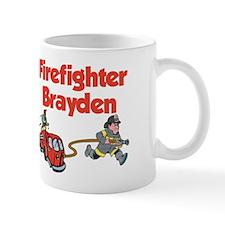 Firefighter Brayden Mug