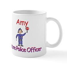 Amy - Future Police Mug