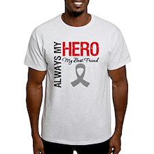 BrainCancerHero BestFriend T-Shirt