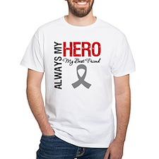 BrainCancerHero BestFriend Shirt