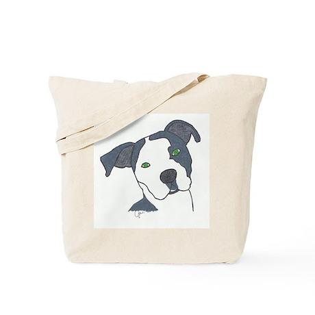 Brindle Tote Bag