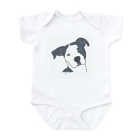 Brindle Infant Bodysuit