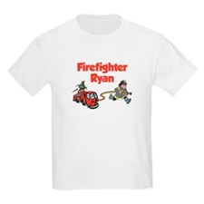 Firefighter Ryan T-Shirt