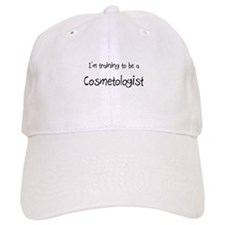 I'm training to be a Cosmetologist Baseball Cap
