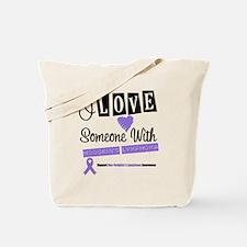 ILoveSomeoneWHodgkins Tote Bag