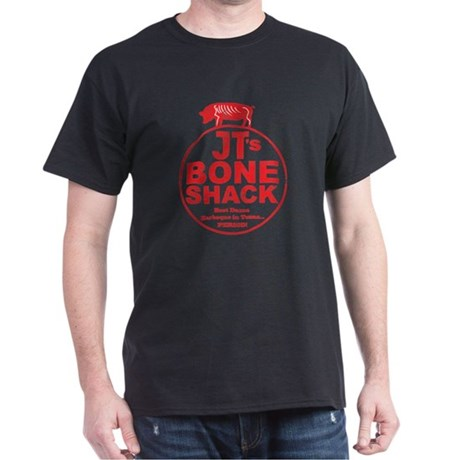 JT's Bone Shack BBQ Dark T-Shirt