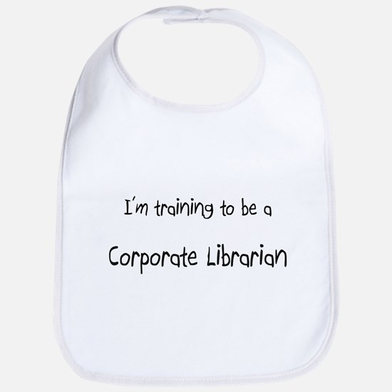 I'm training to be a Corporate Librarian Bib