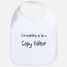 I'm training to be a Copy Editor Bib