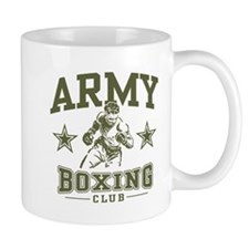 Army Boxing Mug