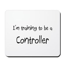 I'm training to be a Controller Mousepad