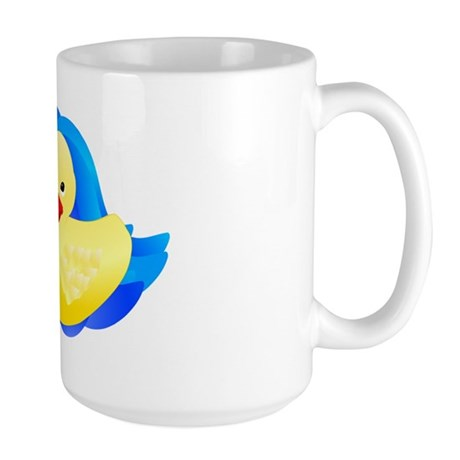 Rubber Ducky Large Mug