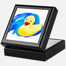 Rubber Ducky Keepsake Box