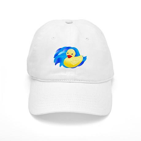 Rubber Ducky Cap