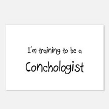 I'm training to be a Conchologist Postcards (Packa