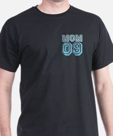 Blue Mom 09 Varsity T-Shirt