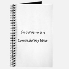 I'm training to be a Commissioning Editor Journal