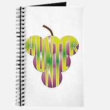 Grape Shape Hunter Journal