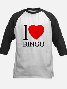 I (Heart) BINGO Tee