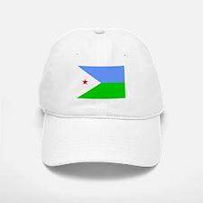 Djiboutian Islands Flag Baseball Baseball Cap