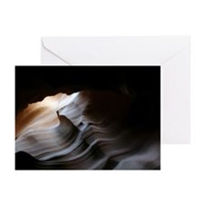 Canyon Light and Shadow Greeting Cards (Pk of 10)