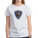 White Pigeon Police Women's T-Shirt