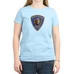 White Pigeon Police Women's Light T-Shirt